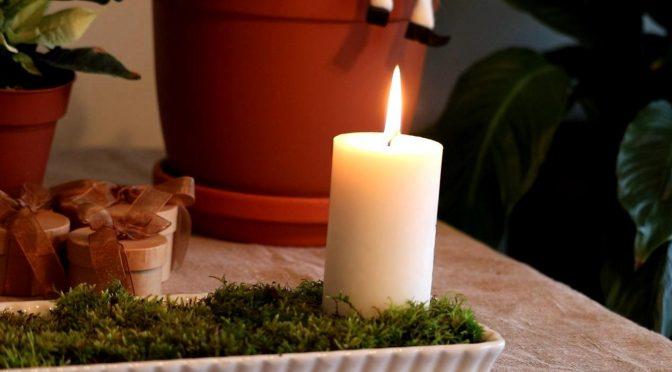 Rauhaisaa ensimmäistä adventtia