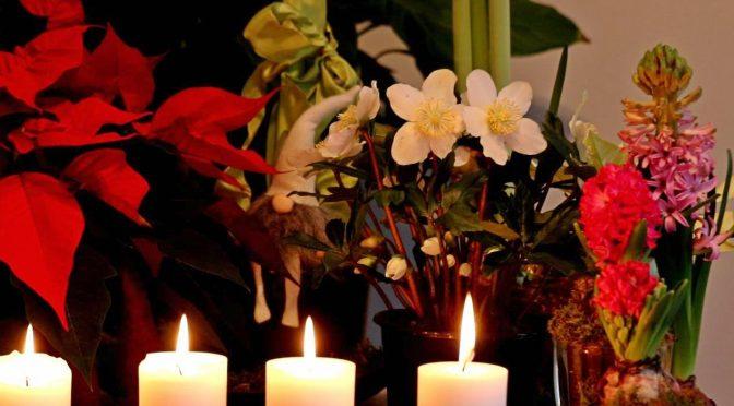Iloa, rauhaa ja joulun taikaa